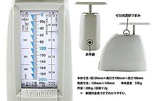 YAMATO セレクター レタースケール 200g SLS-200