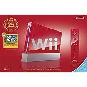 Wii スーパーマリオ25周年限定仕様 [Wiiリモコンプラス同梱] (Wii)