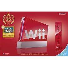 Wii本体 (スーパーマリオ25周年仕様) (「Wiiリモコンプラス」同梱) (RVL-S-RAAV) 【メーカー生産終了】
