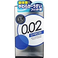 イクス0.02 2000 12個入り × 5個セット
