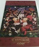 東京ディズニーシー ポストカード ハーバーサイドクリスマス 2007
