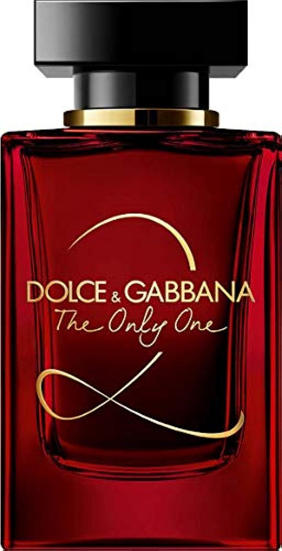 とティーム主婦路面電車DOLCE&GABBANA ドルチェ & ガッバーナ The Only One 2 EDP 100ml WOMEN'S