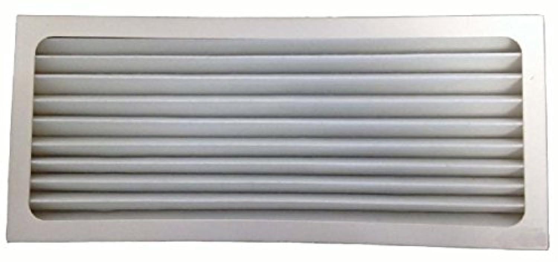 互換空気清浄機フィルタ – Fits True空気清浄機04383、True AirグローAllergenレジューサ04385、TrueAirコンパクトペット空気清浄機04384 ;比較にパーツ# 990051000