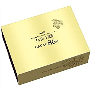 明治 チョコレート効果カカオ86% 大容量ボックス 935g