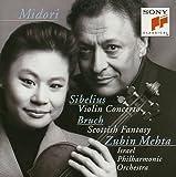 シベリウス:ヴァイオリン協奏曲&ブルッフ:スコットランド幻想曲の商品写真