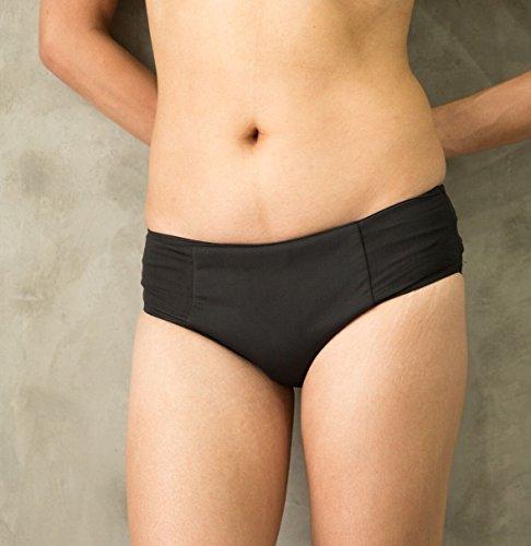 eve's underwear 本場タイのブランド 女装用インナー 下着 (L, 黒)