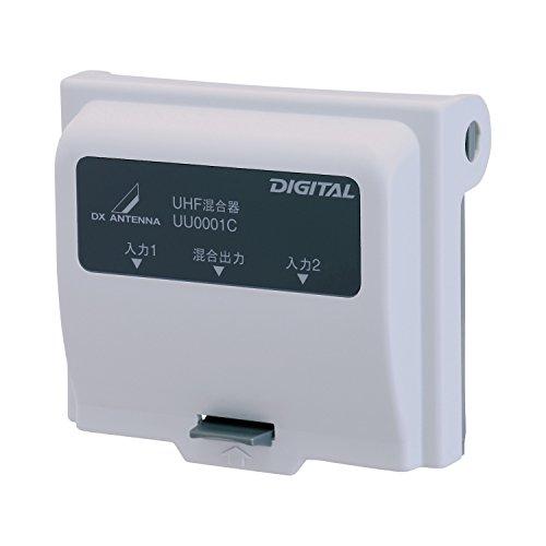 DXアンテナ UHF・UHF帯混合器 UU0001C