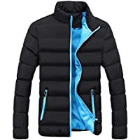 Haoricu Men's Outerwear Coat Jacket