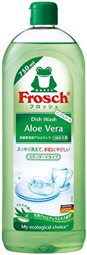 フロッシュ 食器用洗剤 アロエヴェラ 750ml