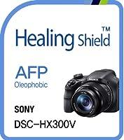 Healingshield スキンシール液晶保護フィルム Oleophobic AFP Clear Film for Sony Camera DSC-HX300V [2pcs]