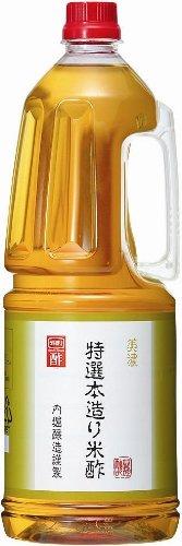美濃特選本造り米酢 1.8L