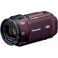 Panasonic デジタル4Kビデオカメラ VZX1M 64GB あとから補正 ブラウン HC-VZX1M-T