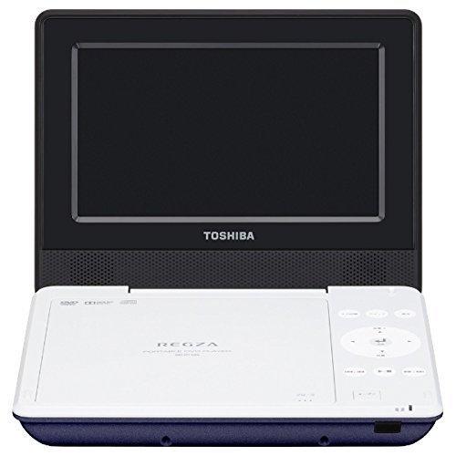東芝 SD-P710SL ブルー  REGZA レグザ  ポータブルDVDプレーヤー