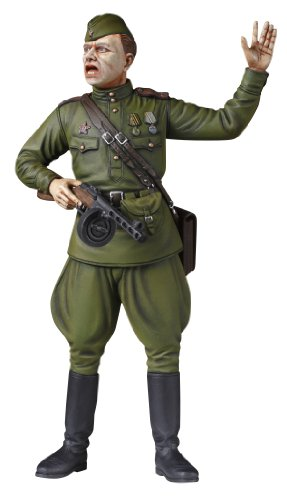 ロシア 野戦指揮官 36314 (1/16 ワールドフィギュアシリーズ No.14)
