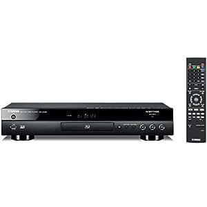 ヤマハ ブルーレイディスクプレーヤー 3D/SA-CD/Bluetooth/Wi-Fi/ハイレゾ音源対応 ブラック  BD-A1040(B)