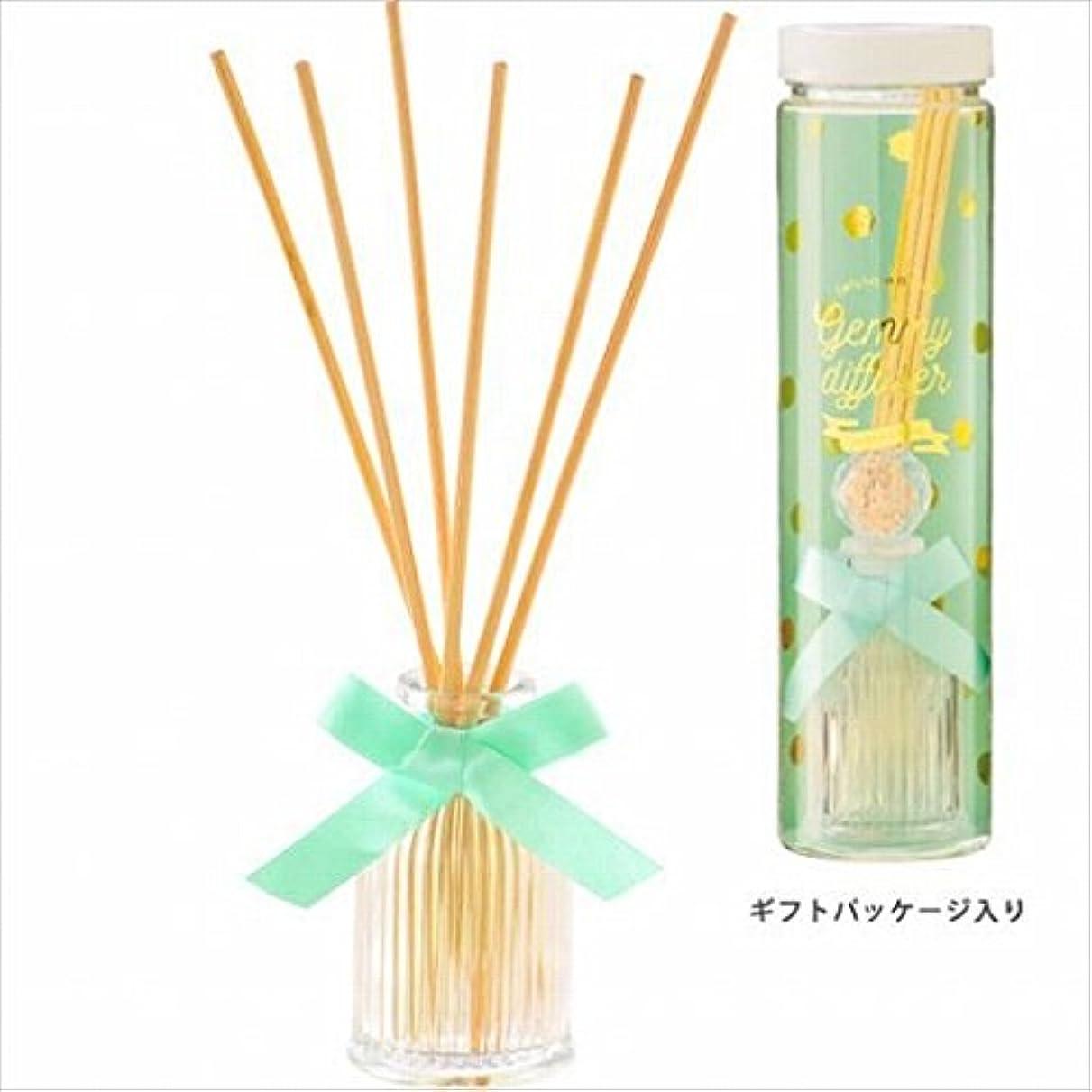 ラベル雇用者無効カメヤマキャンドル(kameyama candle) GEMMY (ジェミー) ディフューザー 「 タイム 」6個セット
