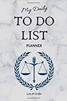 To Do List Planner: To Do List Notebook & Daily Task Manager - 6 x 9 Inches - 100 Pages