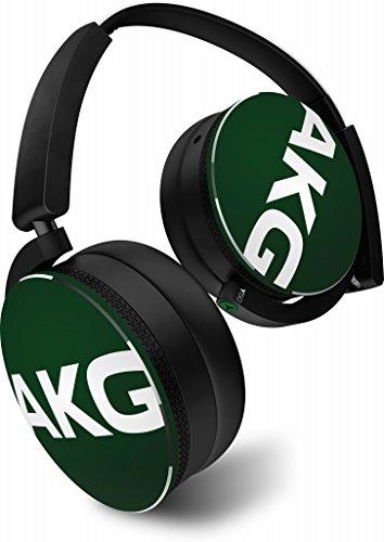 AKG Y50 密閉型オンイヤーヘッドホン DJスタイル グリーン Y50JEGRN 【国内正規品/日本限定カラー】