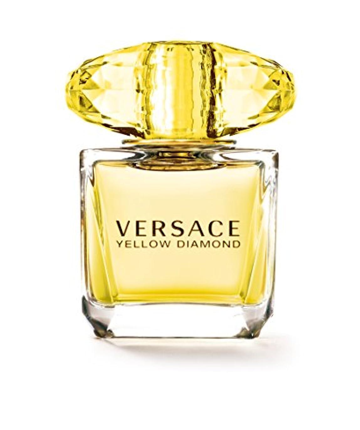 リム立法長方形Versace(ヴェルサーチ) ヴェルサーチェ イエローダイアモンド EDT フルーティー?フローラル 30ml