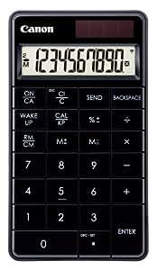 キヤノン テンキー電卓 X Mark I KRF ブラック