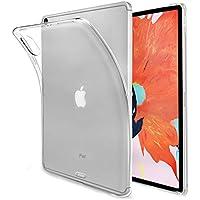 iPad Pro 11 2018 ケース Maxku ソフト クリア 耐衝撃 薄型 軽量 透明 2018年モデル iPad Pro 11 インチ 2018 カバー TPU ケース(クリア)