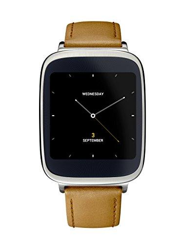 【国内正規品】ASUSTek ZenWatch ( ウェアラブルデバイス / Android wear / 1.63インチ ) WI500Q-BR04