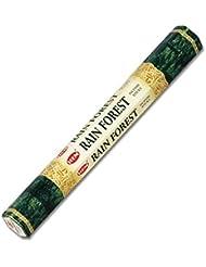 HEM(ヘム) レインフォレスト RAIN FOREST スティックタイプ お香 1筒 単品 [並行輸入品]