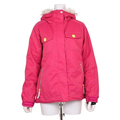 エアーボーン UGQ264 ARG Rainbowzip Jacket エアーボーン レインボージップ ジャケット レディース ピンク M【Ladies】