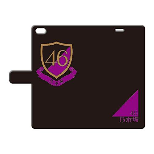 iPhone6/6s 手帳型ケース 《乃木坂46》 黒...