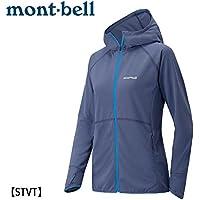 モンベル mont-bell クール パーカ Women's 【 女性用 ジャケット パーカー 】 (レートバイオレット):1114240