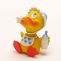 DUCKSHOP | Rubber Duck Baby boy | Bathduck ゴム製のアヒル| H: 8 cm