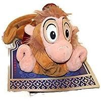 """ディズニーFlying and Talking Abu Plush Toy 13"""" by Disney Interactive Studios"""