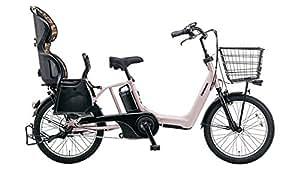 Panasonic(パナソニック) ギュット・アニーズ・DX 12Ah 内装3段変速 電動アシスト自転車 BE-ELMA03AT マットグレージュ