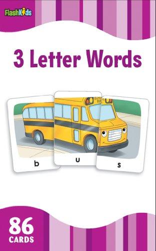 3 Letter Words (FlashKids Flas...