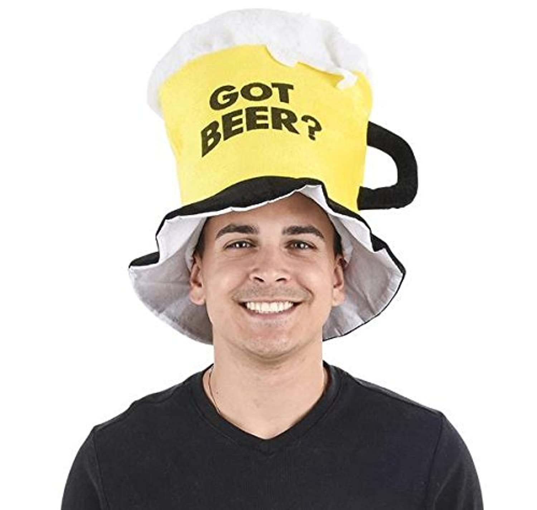 GOT BEER HAT、36個入りケース