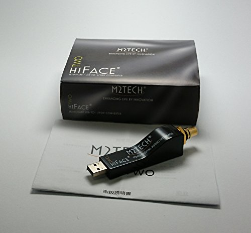 M2TECH USB DDコンバータ RCAタイプ HI FACE-TWO(M2TECH)