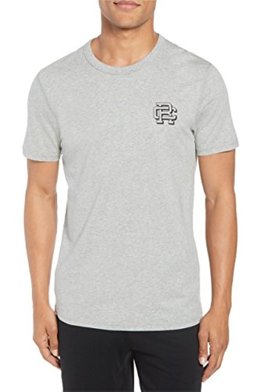 ハプニング一時解雇するブリリアント[レイニングチャンプ] メンズ シャツ Reigning Champ Logo Crewneck T-Shirt [並行輸入品]