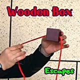 J-STAGE Wooden Box Escapes - Deluxe 木箱エスケープ - デラックス マジック 手品