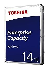 Toshiba 14tb SATA 512e 3.5インチ7200rpm Enterprise HDD–mg07aca14te