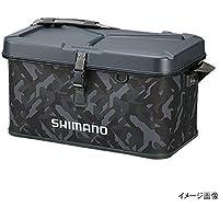 シマノ(SHIMANO) タックルバッグ EVA(ハードタイプ)釣り ウェーブカモ 32L BK-002Q