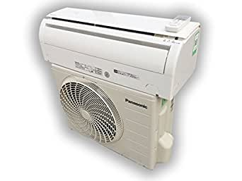 パナソニック ルームエアコン クリスタルホワイト (冷房時おもに6畳用)CS-226CF-W