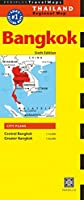 Bangkok Travel Map Seventh Edition (Periplus Map)