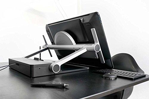 『ワコム Wacom Cintiq Pro 24専用スタンド Wacom Ergo Stand ブラック ACK62801K』の4枚目の画像