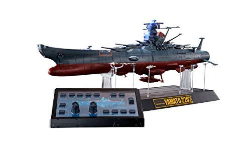 超合金魂 GX-86 宇宙戦艦ヤマト2202 全長約425mm ABS&ダイキャスト製 塗装済み可動...