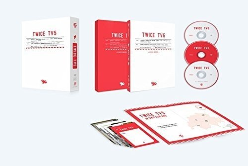 Twice Tv5: Twice in Switzerland/ [DVD] [Import]