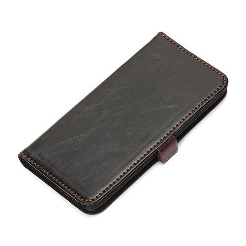 PGA iPod touch第5世代用 フリップカバー ブラック PG-IT5FP05BK