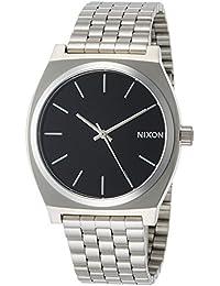 [ニクソン]NIXON TIME TELLER: BLACK NA045000-00  【正規輸入品】