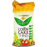 Pureharvest Organic Corn Cake Thins, 150g