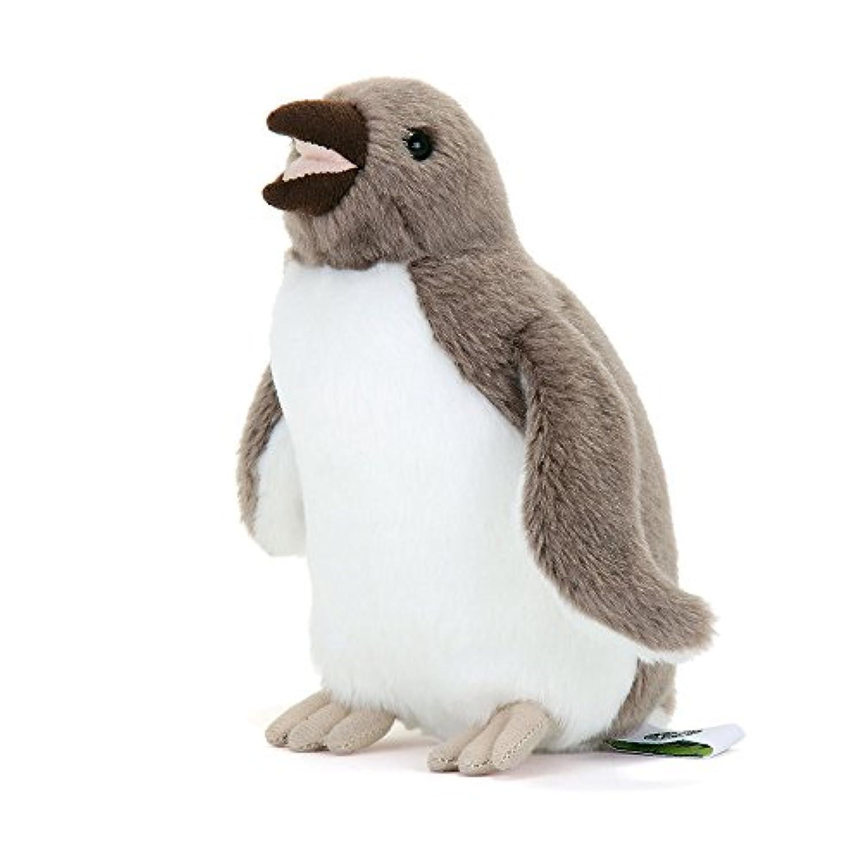リアルぬいぐるみ イワトビペンギン ヒナ リアルペンギンファミリー