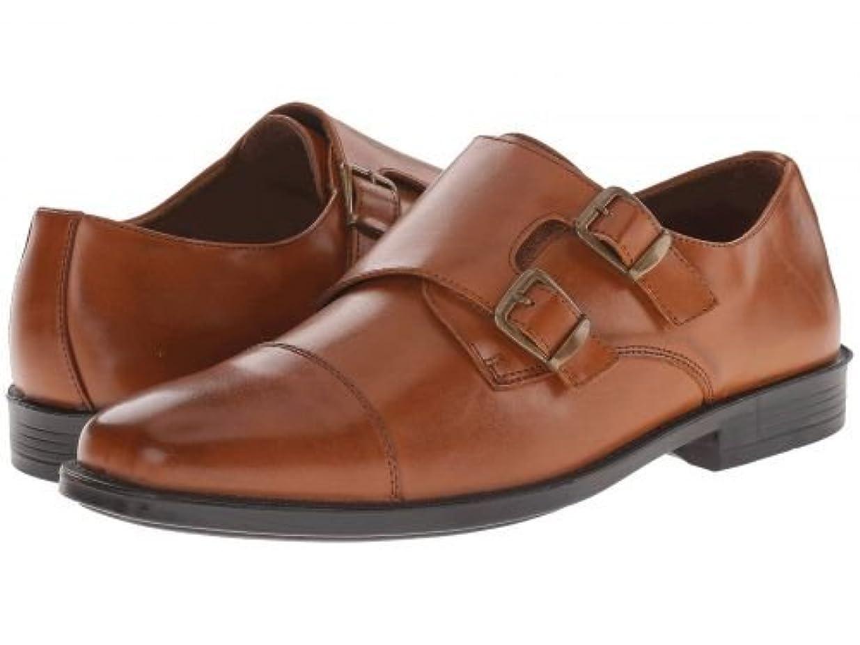 膜保険バンカーDeer Stags(デアスタッグズ) メンズ 男性用 シューズ 靴 オックスフォード 紳士靴 通勤靴 Colin - Luggage [並行輸入品]